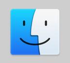 MacOS Finderアイコン