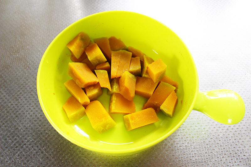 「かぼちゃのパウンドケーキ」の作り方2