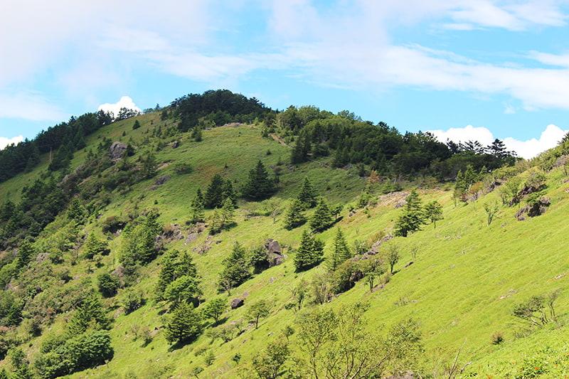 大菩薩峠 標高2000mの稜線歩き