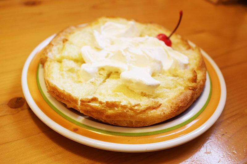 シロノワールのおいしい食べ方5