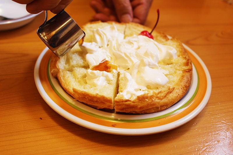 シロノワールのおいしい食べ方6