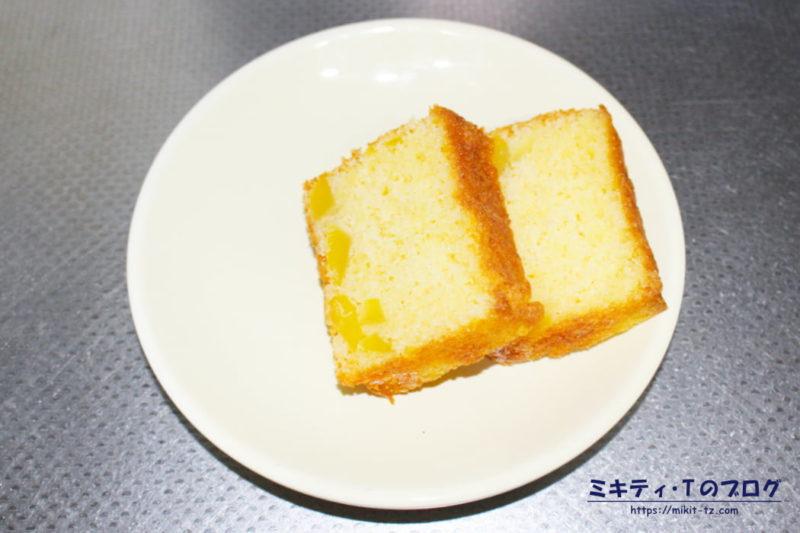 栗の甘露煮のパウンドケーキ